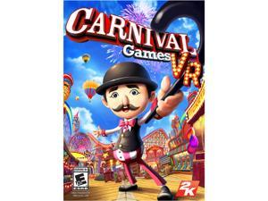Carnival Games VR [Online Game Code]