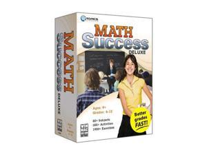TOPICS Entertainment Math Success Deluxe 2010