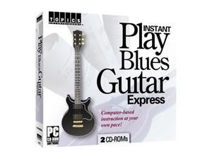 TOPICS Entertainment Instant Play Blues Guitar Express
