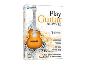 TOPICS Entertainment Instant Play Guitar Deluxe V3