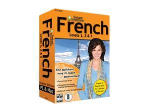 TOPICS Entertainment Instant Immersion French Levels 1,2 & 3