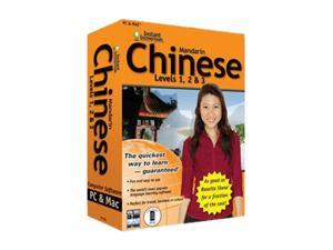 TOPICS Entertainment Instant Immersion Chinese Levels 1,2 & 3