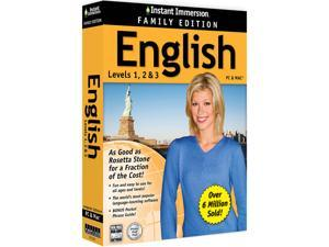 TOPICS Entertainment Instant Immersion English Family Edition