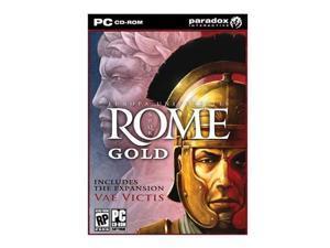 Europa Universalis Rome Gold PC Game