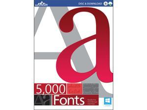 SummitSoft 5000 Fonts (Windows) - Download