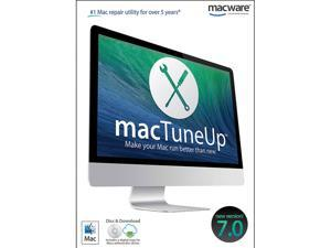 SummitSoft MacTuneUp 7.0 (Mac) - Download