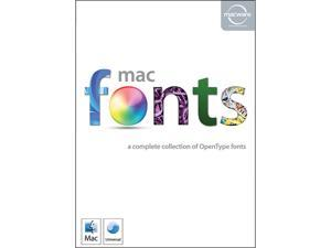 SummitSoft MacFonts (Mac) - Download
