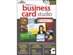 SummitSoft Business Card Studio 4.0 (Windows) - Download