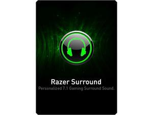 Razer Surround Personalized 7.1 Gaming Audio Software - Download
