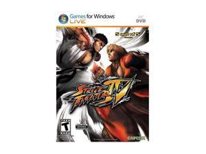 Street Fighter IV DVD Edition