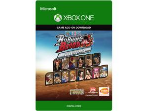 One Piece Burning Blood: WANTED Pack XBOX One [Digital Code]