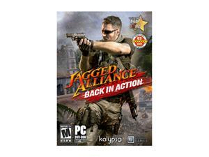 Jagged Alliance: Back in Action PC Game