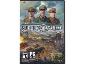 Sudden Strike 4 Software - PC Games