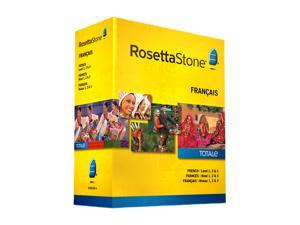 Rosetta Stone French - Level 1-3 Set
