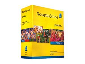 Rosetta Stone Spanish (Spain) - Level 1
