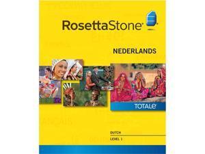 Rosetta Stone Dutch Level 1 for Mac [Download]