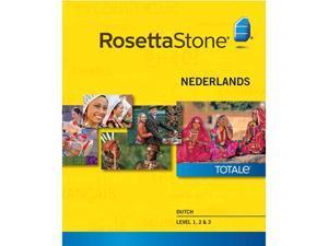 Rosetta Stone Dutch Level 1-3 Set for Mac [Download]
