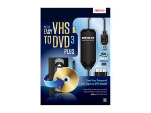 Roxio Easy VHS to DVD 3.0 Plus