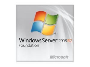Microsoft Windows 2008 Foundation Server R2 ROK – For HP ProLiant Only