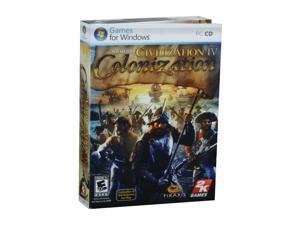 Sid Meier's Civilization IV: Colonization PC Game