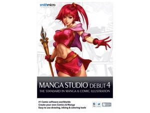 SmithMicro Manga Studio Debut 4.0
