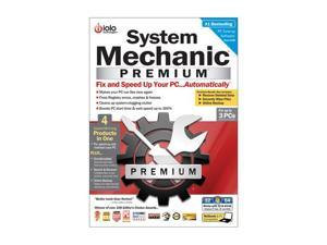 iolo System Mechanic Premium - For 3PC