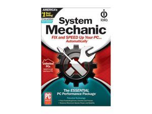 iolo System Mechanic - Unlimited PCs (install it on all your home PCs)