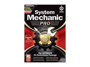 iolo System Mechanic Professional - Unlimited PCs  #40;install it on all your home PCs #41;