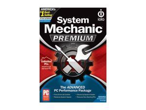 iolo System Mechanic Premium - Unlimited PCs  #40;install it on all your home PCs #41;
