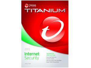 TREND MICRO Titanium Internet Security 2013 - 3 PCs - Download