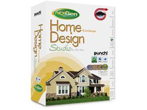 Punch! Software Home&land Design Studio Nexgen