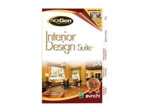 Punch! Software Interior Design Suite With Nexgen Technology