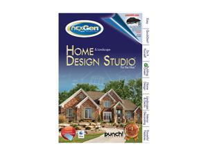 Punch! Software Home Design and Landscape Design Studio For The Mac V2