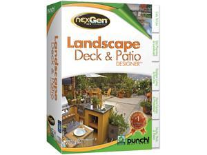 Punch! Software Land Deck Patio Nexgen DSA
