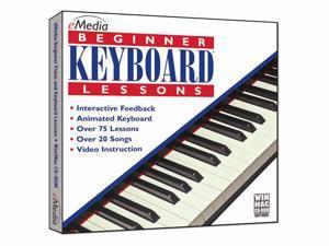eMedia Beginner Piano & Keyboard Lessons