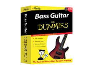eMedia Bass Guitar For Dummies
