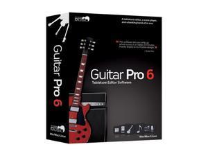 eMedia Guitar Pro 6