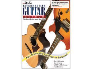 eMedia Intermediate Guitar Method (Windows) - Download