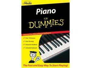 eMedia Piano For Dummies (Windows) - Download
