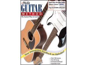 eMedia Guitar Method (Mac) - Download