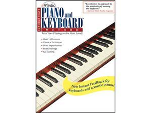 eMedia Intermediate Piano and Keyboard Method (Mac) - Download