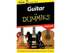 eMedia Guitar For Dummies Deluxe (Mac) - Download