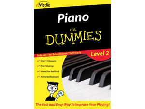 eMedia Piano For Dummies Level 2 (Mac) - Download