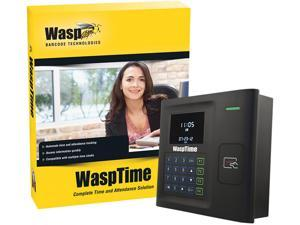 Wasp 633808551384 Time V7 Pro With Hid Time Clock