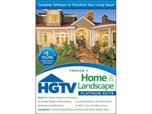 Nova Development HGTV Home & Landscape Platinum Suite 3.0