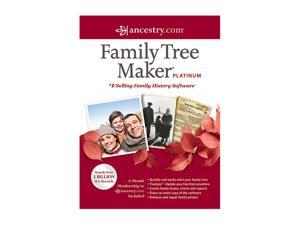Nova Development Family Tree Maker Platinum