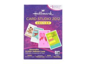 Nova Development Hallmark Card Studio Deluxe 2012