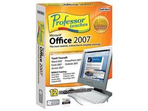Individual Software Professor Teaches Office & Windows 7
