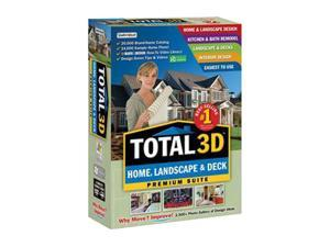 Individual Software Total 3d Home, Land & Deck Premium 11