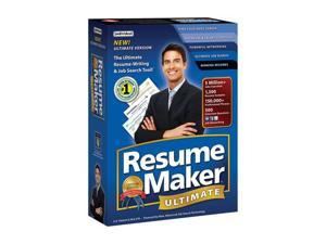 Individual Software Resumemaker Ultimate 5